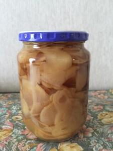 生姜酢漬け