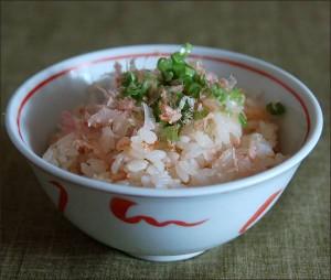 生姜ご飯(のりこさん)